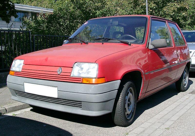 Фото Renault 5,Новые и БУ …