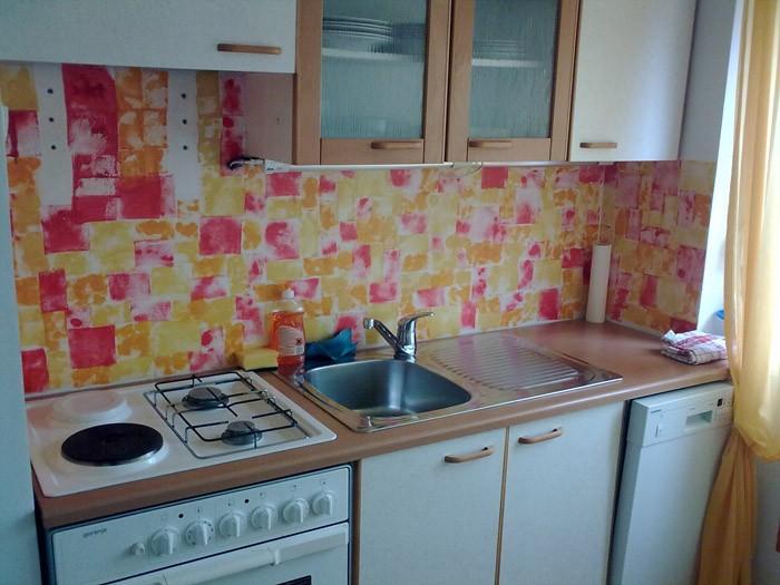 Kuhinja 220cm brez aparatov  fotografija 1