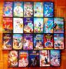Velika zbirka orig. VHS kaset v ITA in ANG. Disney, Star Wars, Asterix
